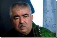 Вице-президент Афганистана получил ранение в столкновении с талибами