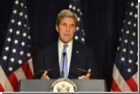 Керри пожаловался сирийским оппозиционерам на перехитривших его русских