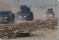 Боевики ИГ подожгли нефтяные поля вокруг Мосула