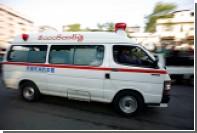 Власти Мьянмы сообщили об авиакатастрофе у своих берегов