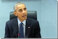 Американские СМИ узнали о нежелании Обамы вводить антироссийские санкции