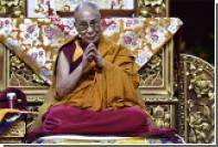 Китай попросил Индию не пускать Далай-ламу на границу