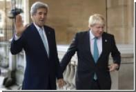 Керри анонсировал скорое решение по санкциям в отношении России из-за Сирии