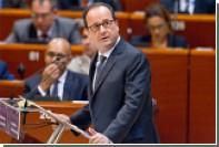 Олланд в своей книге обвинил Обаму в усилении «Исламского государства»