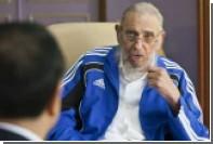 Фидель Кастро предложил наградить Обаму и Трампа глиняной медалью