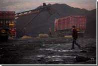 На одной из угольных шахт в Китае произошел взрыв