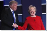 Клинтон опередила Трампа на восемь процентов