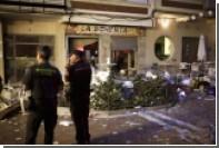 При взрыве в кафе на юге Испании пострадали 77 человек