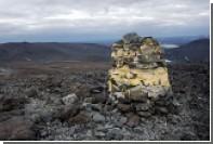 Норвегия отказалась дарить Финляндии вершину горы