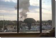 Возле аэропорта Мальты произошел мощный взрыв