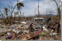 Reuters сообщило о тысяче погибших в результате урагана в Гаити