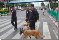 Власти Таиланда усилили меры безопасности в столице из-за угрозы терактов