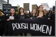 Власти Польши после массовых протестов передумали полностью запрещать аборты