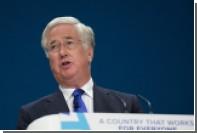 Британский министр рассказал о решении России стать конкурентом Запада