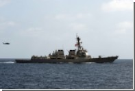 Пентагон пообещал ответить на новый обстрел эсминца у берегов Йемена