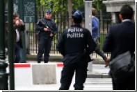 Вооруженный грабитель захватил заложников в брюссельском супермаркете