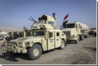 Иракские войска добрались до востока Мосула