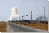 В центре Мосула произошел мощный взрыв