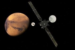 Модули российско-европейского проекта успешно разделились на подлете к Марсу
