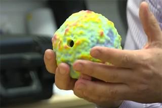 Модель Вселенной распечатали на 3D-принтере