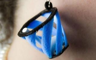 Серьги в виде миниатюрных корзин спасут от потери наушников AirPods