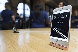 Пользователи сети пожаловались на проблемы с активацией iPhone 7