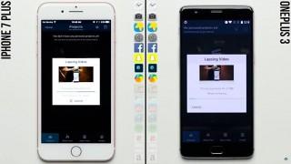 iPhone 7 Plus подтвердил звание самого производительного смартфона в тесте против «убийцы» флагманов OnePlus 3