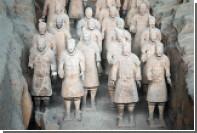 Строителями Терракотовой армии Китая назвали древних греков