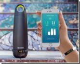 На Kickstarter показали умную бутылку с фильтром для воды