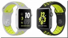 Продажи Apple Watch Nike+ стартуют 28 октября по цене от 33 990 рублей