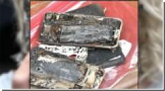 В Австралии сгорел автомобиль из-за взорвавшегося в салоне iPhone 7 [видео]