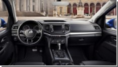 В России начались продажи обновленного пикапа Volkswagen Amarok