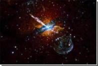 Две необычные рентгеновские вспышки произошли вблизи Млечного Пути
