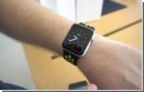 Первый взгляд на Apple Watch Nike+ [видео]