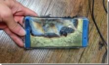 Samsung приостановила производство Galaxy Note 7 из-за новых случаев возгорания