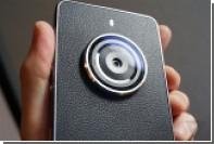 Kodak представила кожаный камерофон Ektra с 21-мегапиксельной камерой и системой оптической стабилизации
