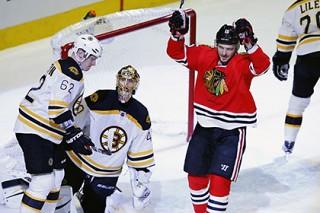 Россиянин Анисимов вышел на первое место в списке лучших снайперов НХЛ