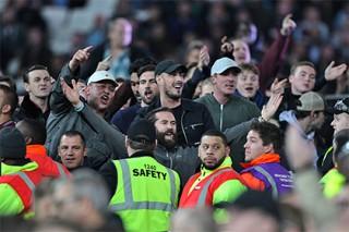 200 фанатам «Вест Хэма» пожизненно запретят посещать стадион за беспорядки