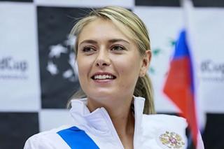 Определились планы Шараповой до конца дисквалификации