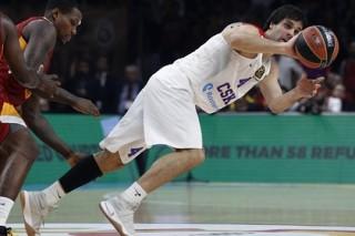 Баскетбольный ЦСКА стартовал в Евролиге с победы над «Галатасараем» в Стамбуле