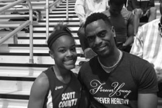 15-летняя дочь американского спринтера Гэя погибла в США