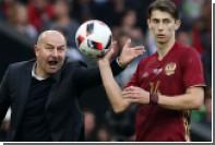 Сборная России опустится на рекордно низкое место в рейтинге ФИФА