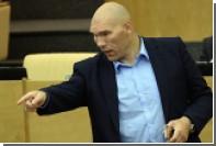 Валуев поддержал Емельяненко в вопросе детских боев в Грозном