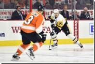 Малкин забросил 300-ю шайбу в НХЛ