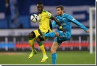 «Анжи» разгромил «Зенит» в Кубке России