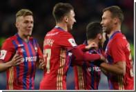 Букмекеры назвали ЦСКА фаворитом в матче Лиги чемпионов с «Монако»