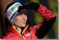 Свобода назвал сроки возвращения биатлонистки Домрачевой после родов
