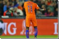 Лидер «Спартака» Промес получил травму в матче за сборную Голландии