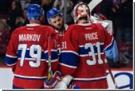 Клуб Радулова установил рекорд НХЛ