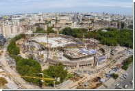 В «Динамо» анонсировали открытие нового стадиона